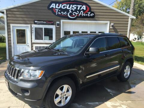 2011 Jeep Grand Cherokee for sale at Augusta Tire & Auto in Augusta WI