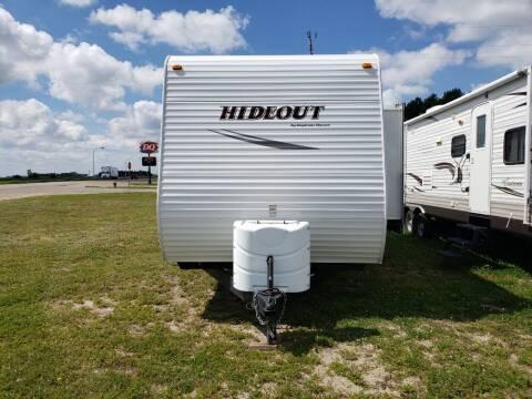 2011 Keystone Hideout 38 BHDS for sale at Lakota RV - Used Travel Trailers in Lakota ND