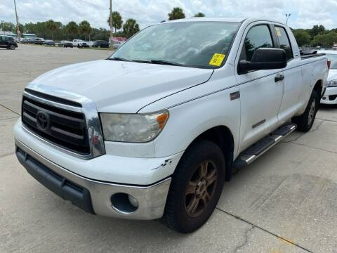 2011 Toyota Tundra for sale at MIAMI FINE CARS & TRUCKS in Hialeah FL