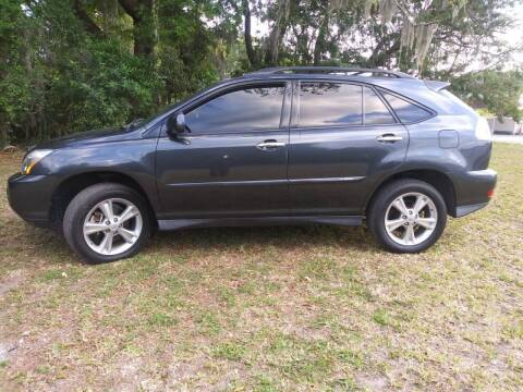 2008 Lexus RX 400h for sale at Royal Auto Trading in Tampa FL