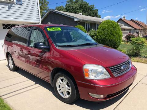 2005 Ford Freestar for sale at Perfect Choice Auto in Trenton NJ