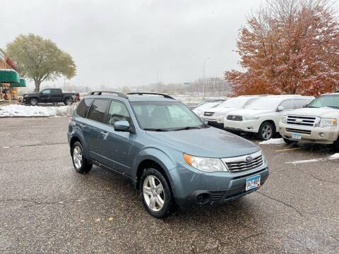 2010 Subaru Forester for sale at Family Auto Sales in Maplewood MN