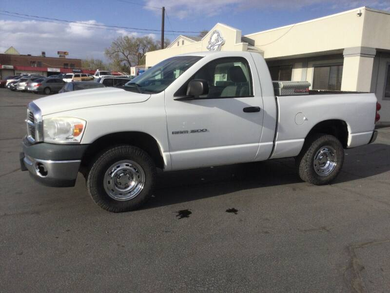 2007 Dodge Ram Pickup 1500 for sale at Beutler Auto Sales in Clearfield UT
