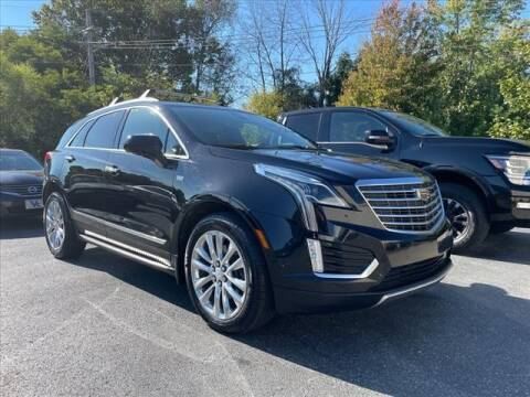 2017 Cadillac XT5 for sale at Gillie Hyde Auto Group in Glasgow KY