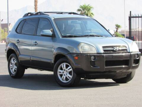 2006 Hyundai Tucson for sale at Best Auto Buy in Las Vegas NV