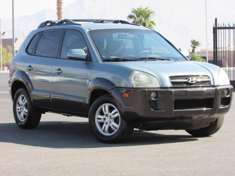 2006 Hyundai Tucson for sale at Best Auto Buy in Las Vegas NV
