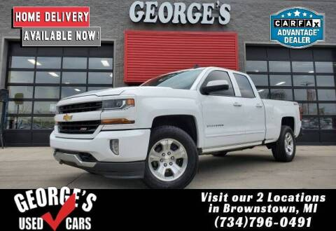 2016 Chevrolet Silverado 1500 for sale at George's Used Cars - Pennsylvania & Allen in Brownstown MI