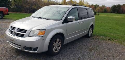 2008 Dodge Grand Caravan for sale at Thorp Auto World in Thorp WI