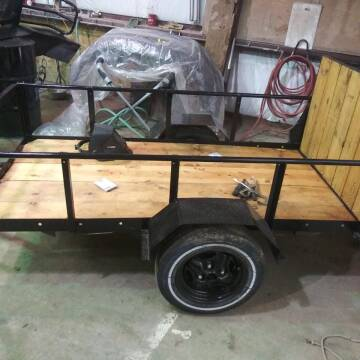 2019 Utility Trailer for sale at BENHAM AUTO INC - Benham Auto Trailers in Lubbock TX