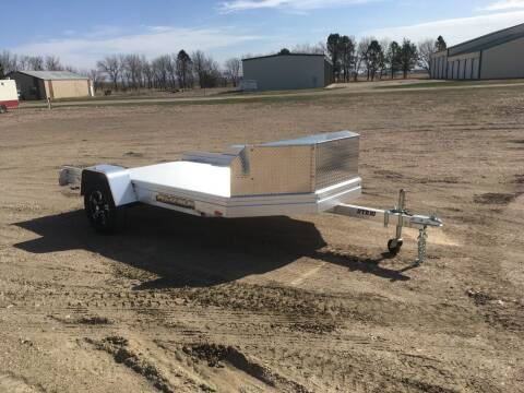 2022 Aluma UTR-10 #5387 for sale at Prairie Wind Trailers, LLC in Harrisburg SD