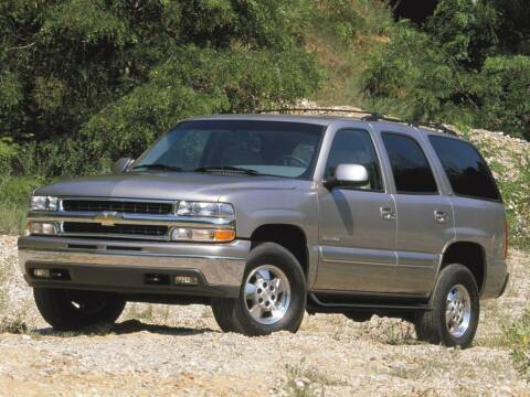 2003 Chevrolet Tahoe for sale at TTC AUTO OUTLET/TIM'S TRUCK CAPITAL & AUTO SALES INC ANNEX in Epsom NH