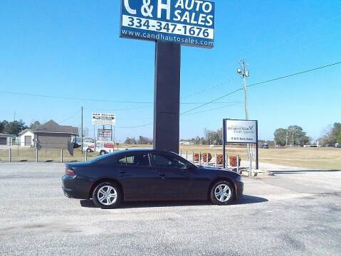 2019 Dodge Charger for sale at C & H AUTO SALES WITH RICARDO ZAMORA in Daleville AL