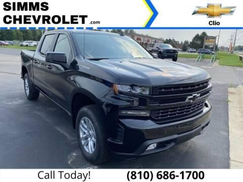 2021 Chevrolet Silverado 1500 for sale at Aaron Adams @ Simms Chevrolet in Clio MI