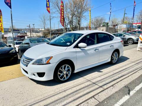 2014 Nissan Sentra for sale at JR Used Auto Sales in North Bergen NJ