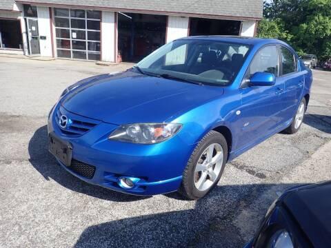 2006 Mazda MAZDA3 for sale at Transportation Outlet Inc in Eastlake OH