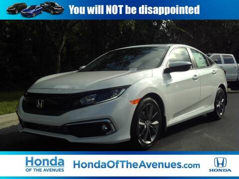 2020 Honda Civic for sale at Honda of The Avenues in Jacksonville FL
