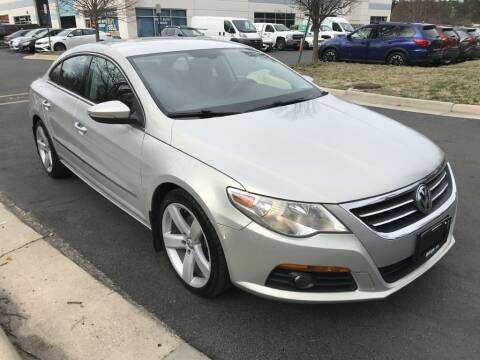 2011 Volkswagen CC for sale at Dotcom Auto in Chantilly VA