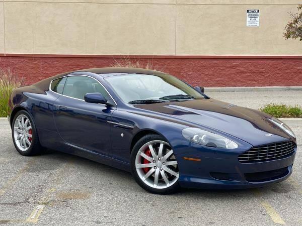 2005 Aston Martin DB9 for sale at CAR CITY SALES in La Crescenta CA