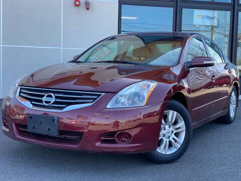 2010 Nissan Altima for sale at MAGIC AUTO SALES in Little Ferry NJ