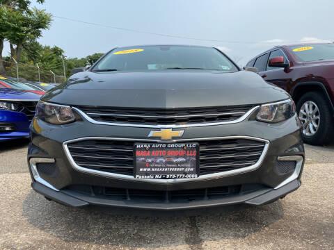 2018 Chevrolet Malibu for sale at Nasa Auto Group LLC in Passaic NJ