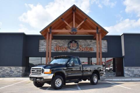 2000 Ford F-250 Super Duty for sale at JW Auto Sales LLC in Harrisonburg VA