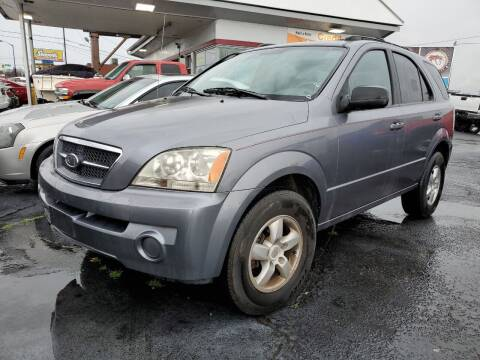 2006 Kia Sorento for sale at All American Autos in Kingsport TN