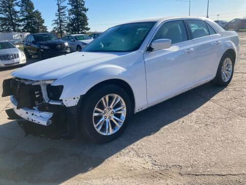 2018 Chrysler 300 for sale at SUNSET CURVE AUTO PARTS INC in Weyauwega WI
