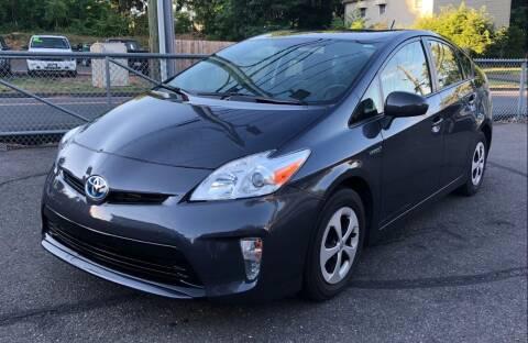 2014 Toyota Prius for sale at ADAuto LLC in Bristol CT