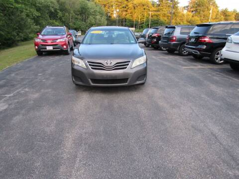 2010 Toyota Camry for sale at Heritage Truck and Auto Inc. in Londonderry NH