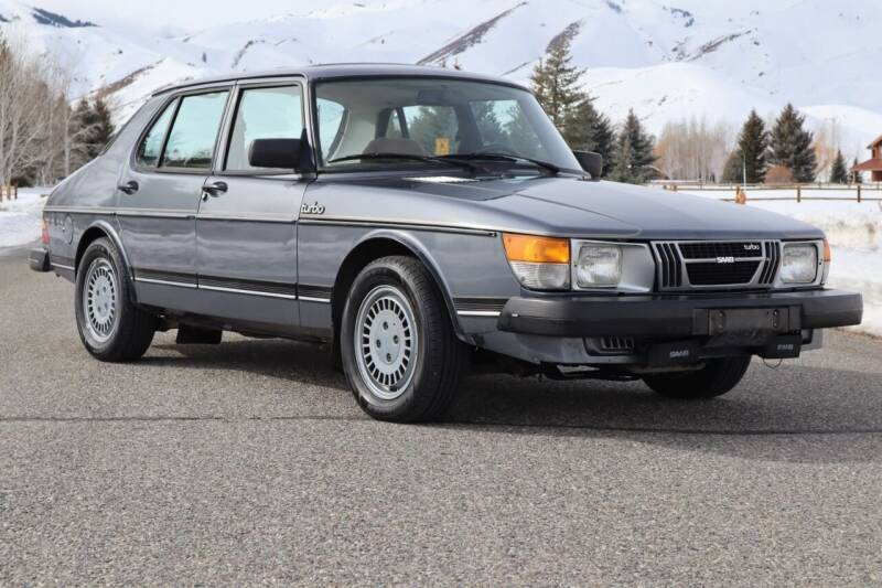 1982 Saab 900 for sale at Sun Valley Auto Sales in Hailey ID