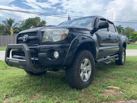 2011 Toyota Tacoma for sale at Venmotors LLC in Hollywood FL