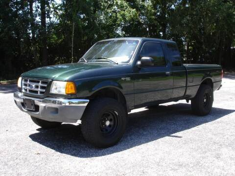 2002 Ford Ranger for sale at Lowcountry Auto Sales in Charleston SC