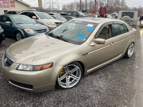 2005 Acura TL for sale at Trocci's Auto Sales in West Pittsburg PA