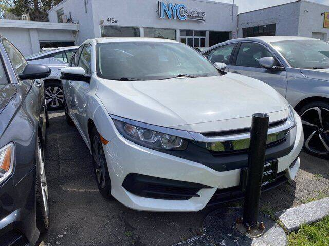 2018 Honda Civic for sale at NYC Motorcars in Freeport NY