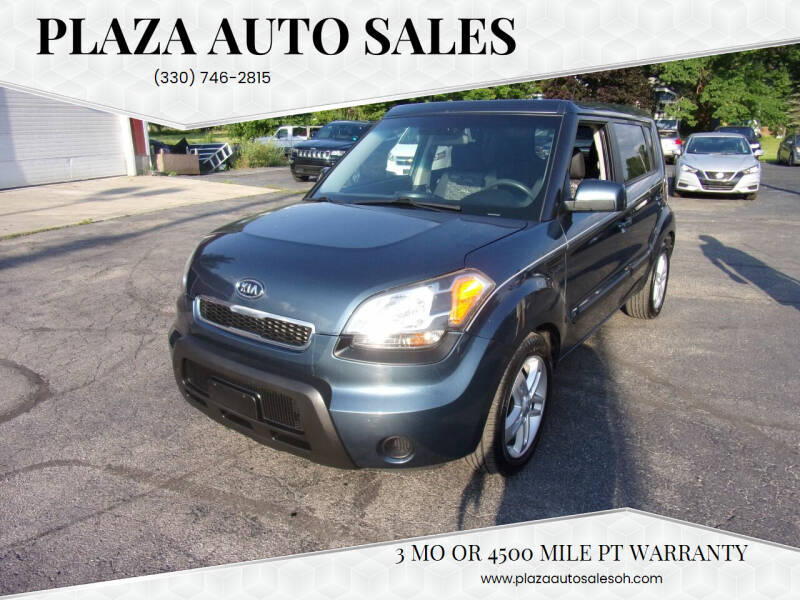 2011 Kia Soul for sale at Plaza Auto Sales in Poland OH