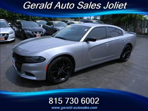 2017 Dodge Charger for sale at Gerald Auto Sales in Joliet IL
