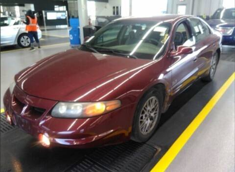 2000 Pontiac Bonneville for sale at HW Used Car Sales LTD in Chicago IL