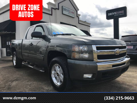 2011 Chevrolet Silverado 1500 for sale at DRIVE ZONE AUTOS in Montgomery AL