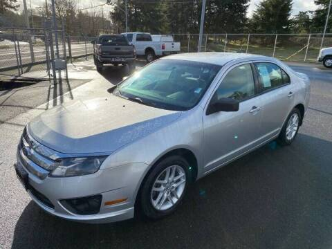 2012 Ford Fusion for sale at TacomaAutoLoans.com in Tacoma WA