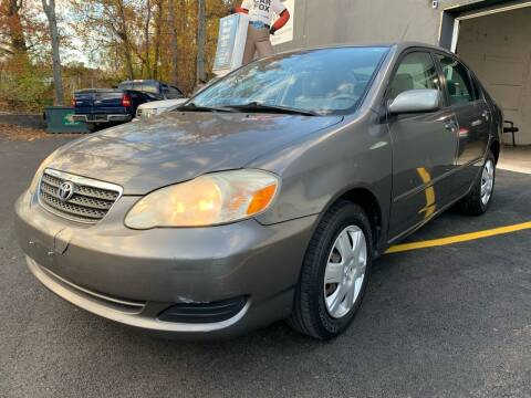 2006 Toyota Corolla for sale at International Auto Sales in Hasbrouck Heights NJ