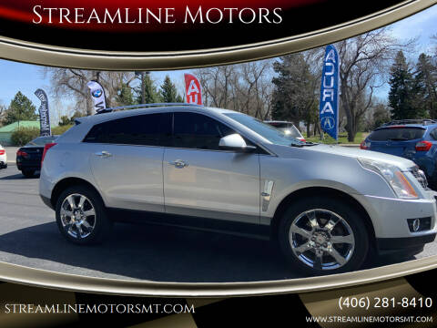 2011 Cadillac SRX for sale at Streamline Motors in Billings MT