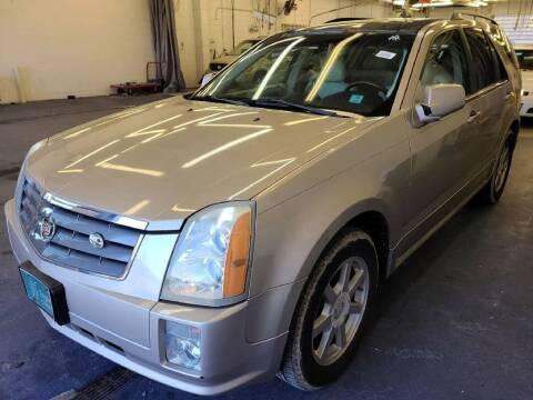2005 Cadillac SRX for sale at Glory Auto Sales LTD in Reynoldsburg OH