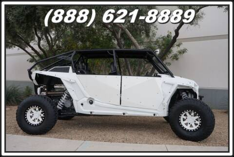 2019 Polaris RZR XP 4 for sale at Motomaxcycles.com in Mesa AZ