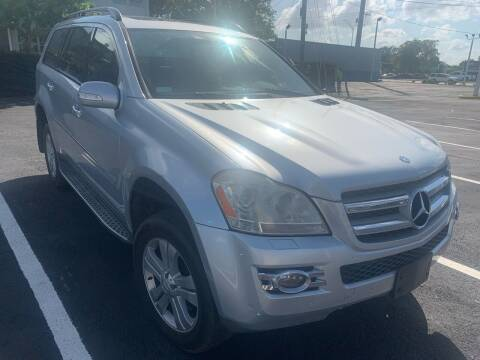 2007 Mercedes-Benz GL-Class for sale at Eden Cars Inc in Hollywood FL