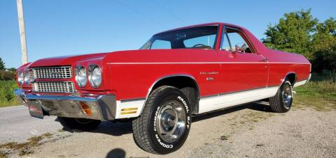 1970 Chevrolet El Camino for sale at 920 Automotive in Watertown WI