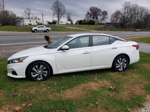 2019 Nissan Altima for sale at 220 Auto Sales in Rocky Mount VA