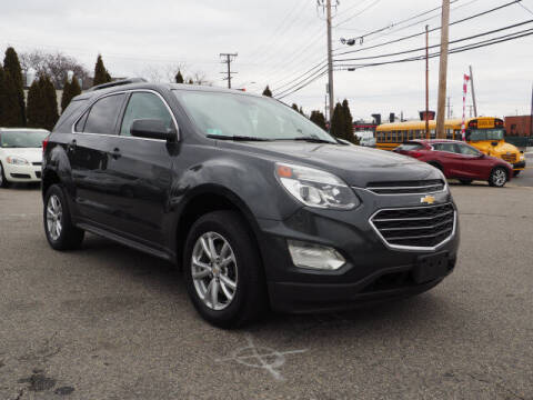 2017 Chevrolet Equinox for sale at East Providence Auto Sales in East Providence RI