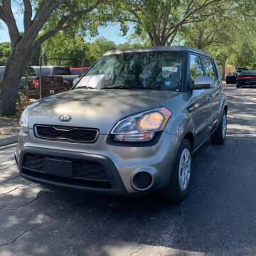 2013 Kia Soul for sale at CARZ4YOU.com in Robertsdale AL