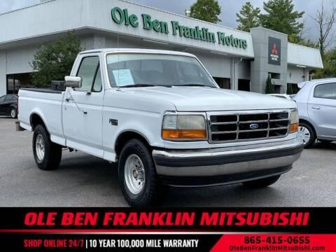 1994 Ford F-150 for sale at Ole Ben Franklin Mitsbishi in Oak Ridge TN