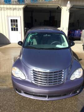 2007 Chrysler PT Cruiser for sale at Stewart's Motor Sales in Cambridge/Byesville OH